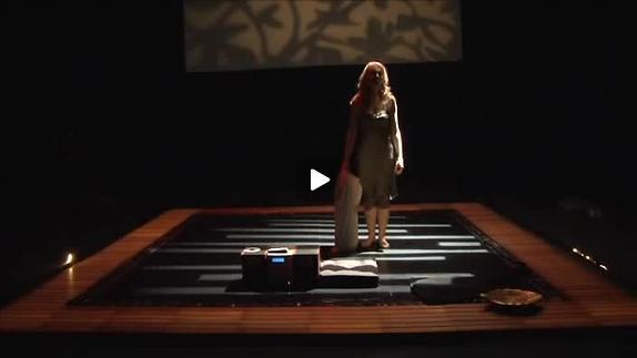 """Vidéo """"Variations sur Hiroshima mon amour"""" de Marguerite Duras, extrait (2/4)"""