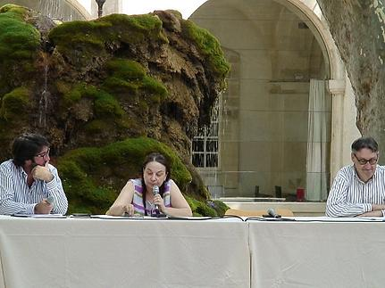 Image du spectacle Antonija Livingstone et Jennifer Lacey, Maguy Marin, Denis Marleau, Zad Moultaka
