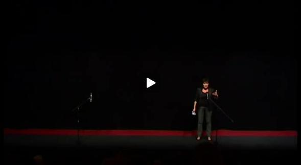 Vidéo Arlette Namiand présente Ombres portées
