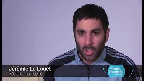 """Vidéo """"Ubu Roi"""" - Entretien avec Jérémie Le Louët"""