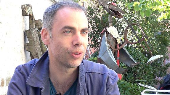 Vidéo Entretien avec Jérôme Richer aux 32e Francophonies en Limousin