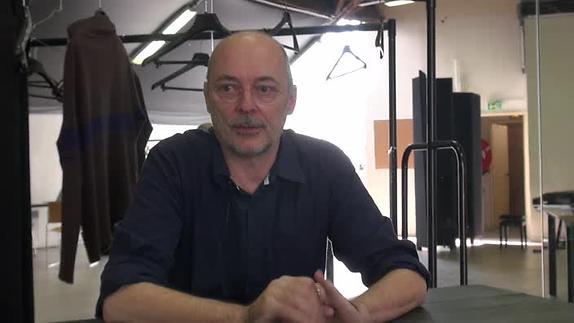 """Vidéo Jean-Daniel Magnin,"""" L'écriture au jour le jour"""""""