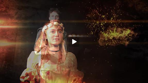 """Vidéo """"Le Conte d'Hiver"""" Shakespeare - Compagnie Cap sur scène - Bande-annonce"""