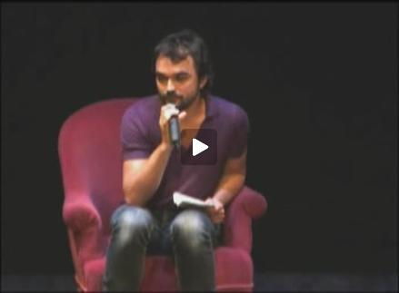Vidéo Présentation d'Une visite inopportune par Philippe Calvario