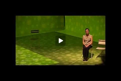 "Vidéo ""Tennessee Williams - Short stories"", m.e.s. Agathe Mélinand"