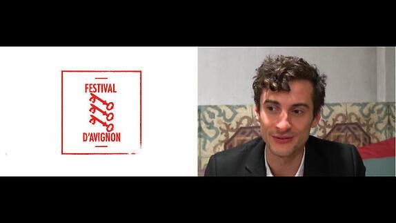 """Vidéo Entretien avec Thomas Jolly pour """"Henry VI"""""""