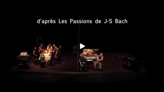 """Vidéo """"Et le coq chanta..."""", m.e.s. Alexandra Lacroix, extraits"""