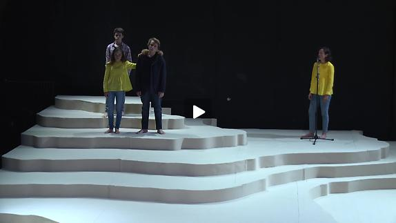 Vidéo Fanny de Chaillé - Les Grands - Extraits