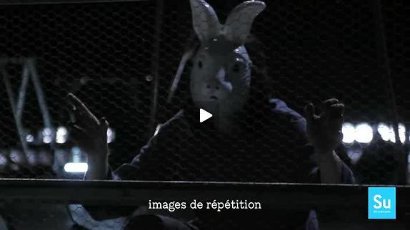 """Vidéo """"Le mystère-des-mystères"""" d'A. Forestier, images de répétition"""