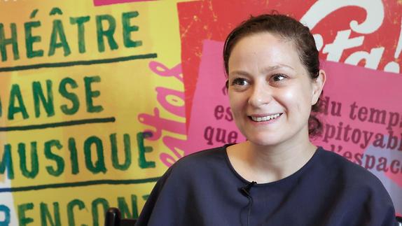 Vidéo Entretien avec Hala Moughanie