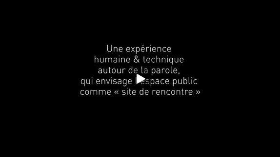 """Vidéo """"POLIS / Opus 1 : Les Paradis Artificiels"""" - Présentation"""