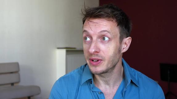 """Vidéo Marc-Antoine Cyr, """"La découverte du théâtre"""""""