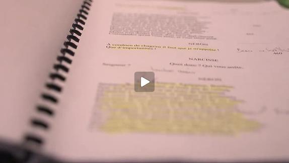 Image du spectacle Britannicus - Le Journal de la Création - Episode 4
