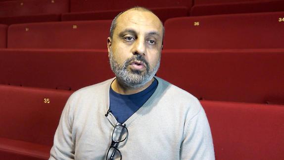"Vidéo Entretien avec Ahmed El Attar pour ""Mama"""