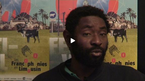 """Vidéo Entretien avec Harvey Massamba pour """"My name is..."""""""