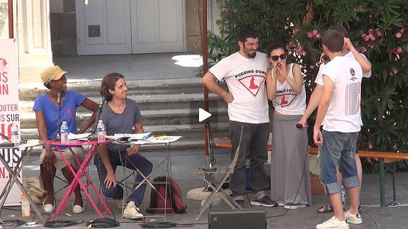 """Vidéo """"La République de Platon..."""" / Semaine de la création sonore"""