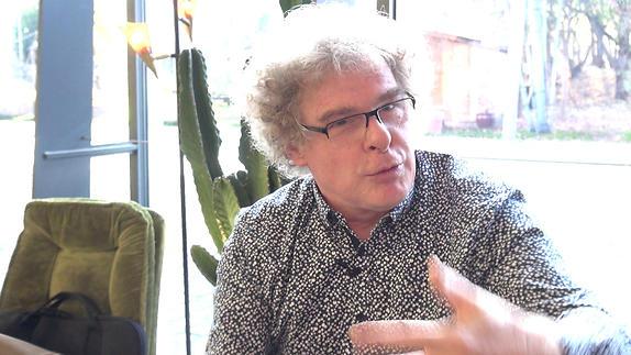 """Vidéo """"Des Châteaux en Espagne"""" de P. Dorin / Le processus d'écriture"""