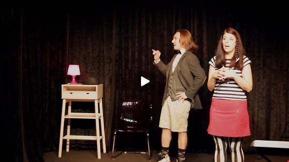 """Vidéo """"Amour, piano et surtout pas de monologues"""" - Teaser"""
