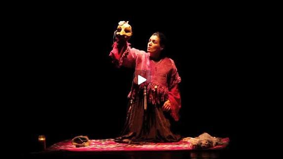 """Vidéo """"Mama Khan, le chant de la terre Lakota"""" de Khadija El Mahdi - Teaser"""