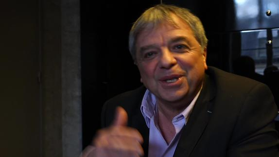 """Vidéo Jean-Paul Alègre, """"'L'écriture au jour le jour"""""""