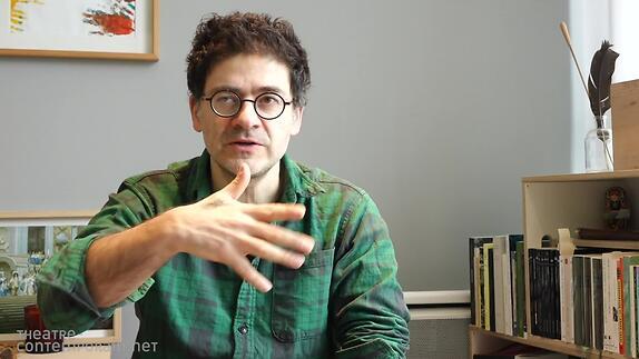 """Vidéo """"Incendies"""", Wajdi Mouawad, une influence littéraire"""