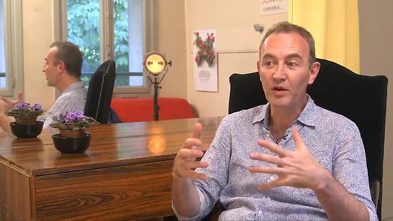 "Vidéo ""Ervart"" - H. Blutsch - Interview de Laurent Fréchuret"