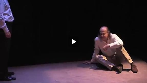 """Vidéo """"Pour un oui ou pour un non"""" de N. Sarraute, m.e.s. R. Loyon, bande-annonce"""