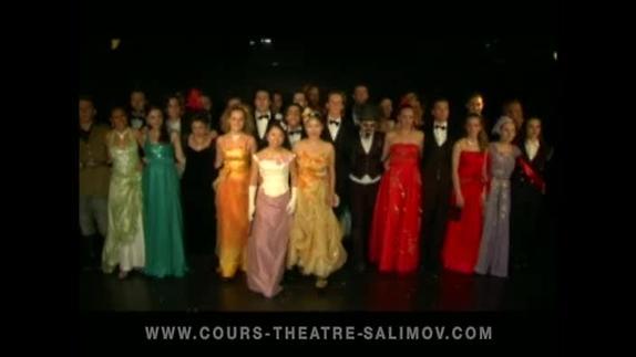 """Image du spectacle """"La Chauve-souris"""" (extr 14), opérette de Johann Strauss fils, Emile Salimov"""
