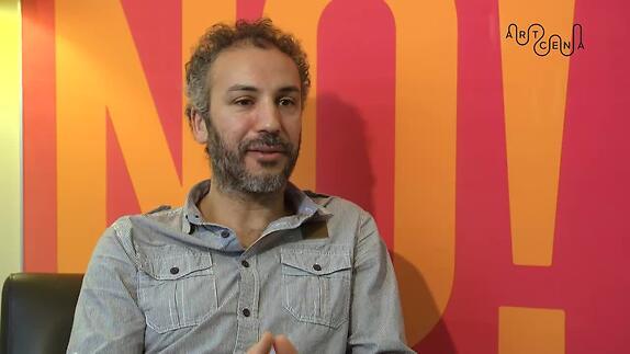 """Vidéo M. El Khatib, """"Finir en beauté"""", Grand Prix de littérature dramatique."""