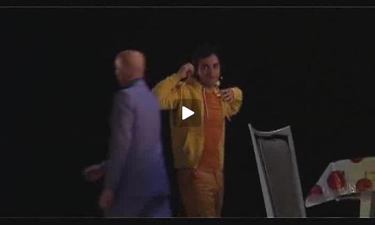 Vidéo Extrait de la première partie de Ligne de failles