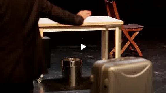 """Vidéo """"Le 6° Continent"""" de D. Pennac, m.e.s. Lilo Baur, bande-annonce"""