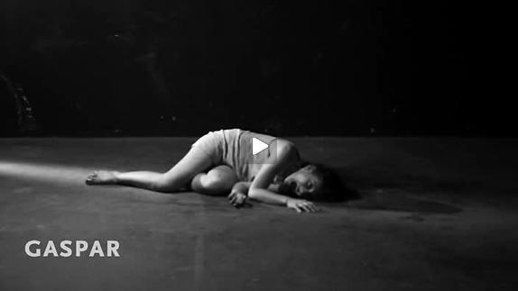 """Vidéo """"Gaspar"""" à partir de """"Kaspar"""" de Peter Handke, teaser 1"""