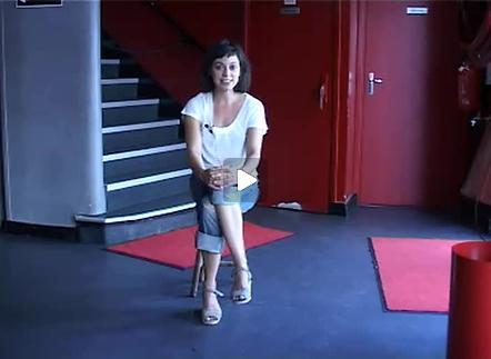 """Vidéo Entretien autour du spectacle """"Striptease"""""""