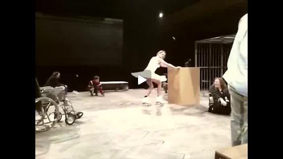 "Vidéo ""Les Idiots"" de Valery Pecheikin, m.e.s. Kirill Serebrennikov - Teaser"