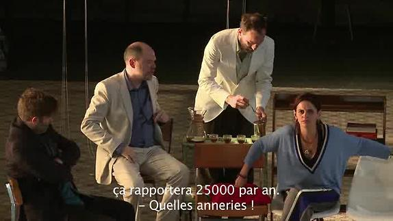 "Vidéo ""La Cerisaie"" / tg STAN - Teaser"