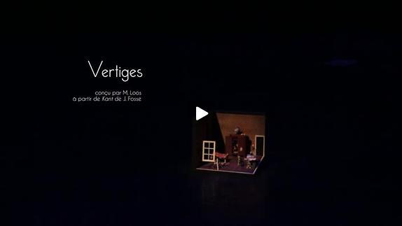"""Vidéo """"Vertiges"""", m.e.s. Matthieu Loos - Combats Absurdes - Extraits"""