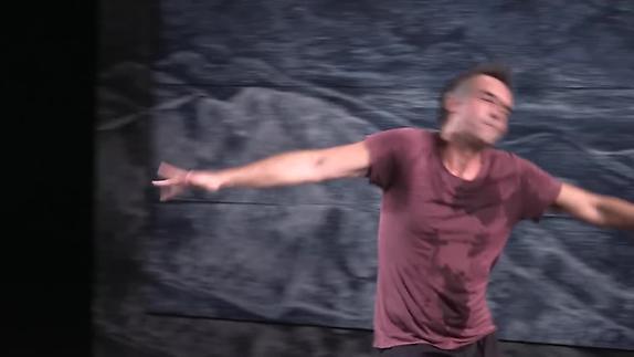 """Vidéo """"Le Méridien"""", Nicolas Bouchaud / Éric Didry - Teaser"""