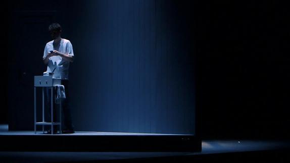 """Image du spectacle """"Juntos (Ensemble)"""" de Fabio Marra, en Espagne"""