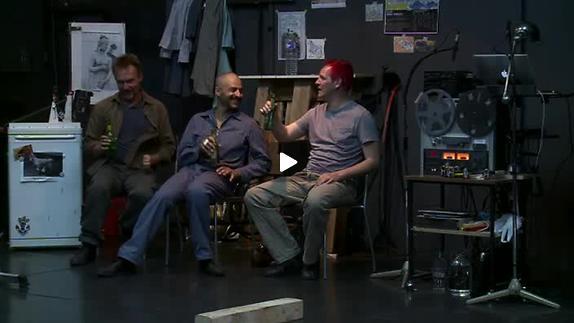 """Vidéo """"La Dérive des continents"""" de P. Saire et A. Rychner, bande-annonce"""
