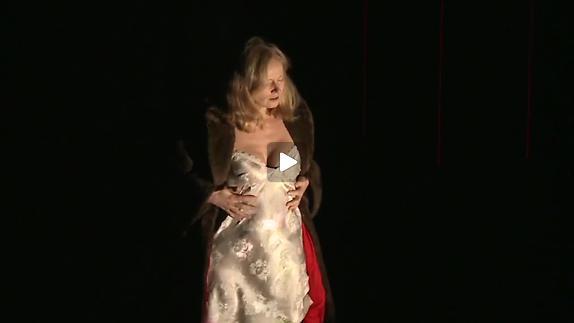 """Vidéo """"Trilogie des éléments"""", m.e.s. Enrico Bagnoli - Teaser"""