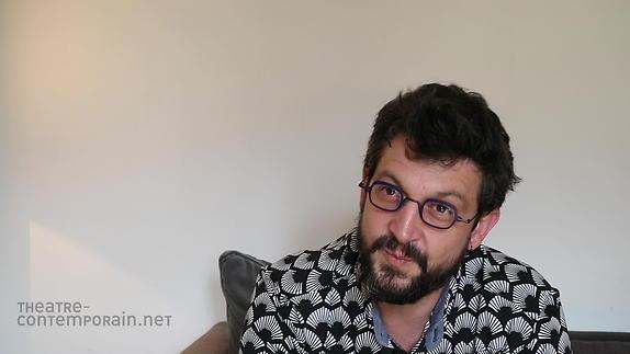 """Vidéo Simon Grangeat, """"L'appropriation du texte"""""""
