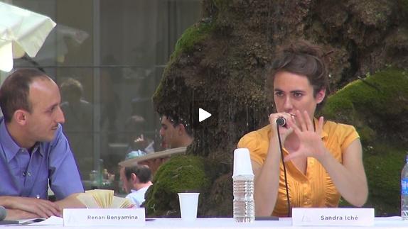 """Vidéo Sandra Iché pour """"Wagons Libres"""""""
