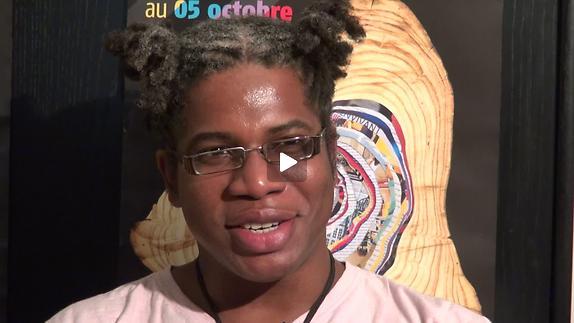 """Vidéo Entretien avec Gustave Akakpo pour """"Cahier d'histoires # 3"""""""