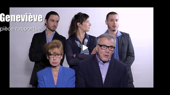 """Vidéo """"C'est Noël tant pis"""" de Pierre Notte, bande-annonce (2/2)"""