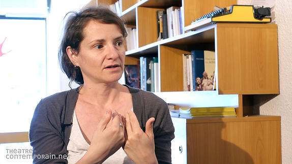 "Vidéo ""Arlette"" d'Antoinette Rychner / Présentation"