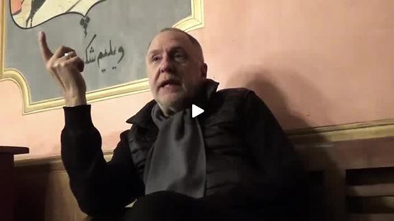 "Vidéo ""La Cerisaie"" - Interview de Christian Benedetti"