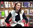 """Vidéo """"Europe connexion"""" d'Alexandra Badea / Les difficultés d'écriture"""