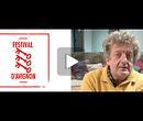 """Vidéo Entretien avec Pierre Meunier, metteur en scène de """"Forbidden di sporgersi"""""""