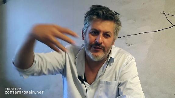 """Vidéo """"Les Idoles"""" par Christophe Honoré, la scénographie"""