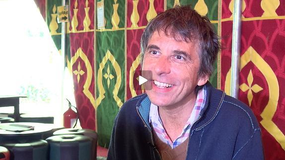 """Vidéo Entretien avec Patrick Corillon pour """"L'Appartement à trous"""""""